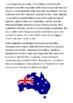 Australia Day Handout