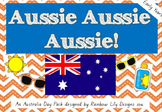 Australia Day Pack for Early Years