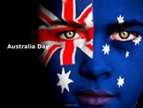 Australia Day - Power Point - History Facts Pictures Information