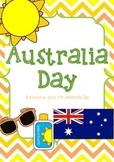Australia Day Resources