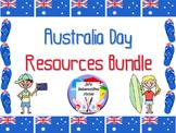 Australia Day Resources Bundle