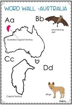 Australia All about early Australia