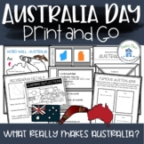 Australia Day Geography and History