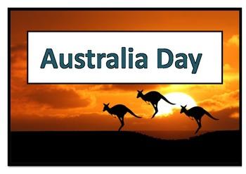 Australia Day packet