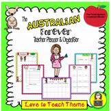 The Australian Forever Teacher Planner 2019-20