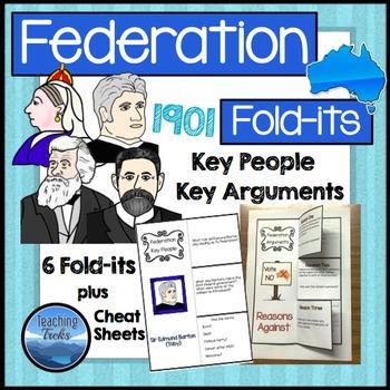 Australian History Federation Fold-its