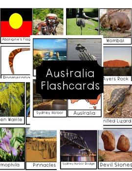 Australia Flashcards