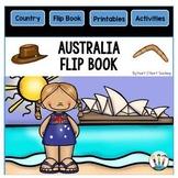Australia Country Study: A Mini Unit & Flip Book