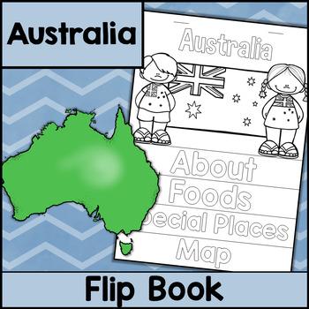 Australia Flip Book