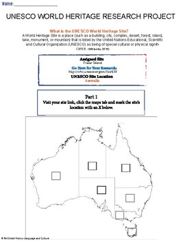 (Australia Geography) Australia: Fraser Island—Research Guide