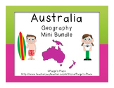 Australia Geography Mini Bundle