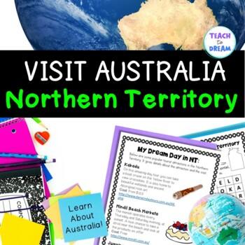 Australia Geography: Northern Territory