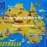 Australia Geography Powerpoint