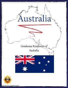 (Australia Geography) Australia: Gondwana Rainforests of Australia—RSCH Guide