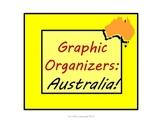 Australia: Graphic Organizers KWL Chart, Venn Diagrams, Classifying  Common Core