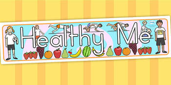 Australia - Healthy Me Display Banner
