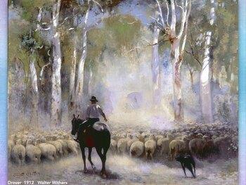 Australia Impressionism Art SHOW + TEST Impressionist