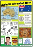 Australia - Information posters