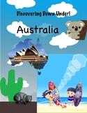Australia Interactive Notebook!
