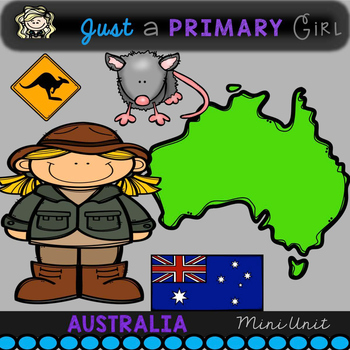 Australia - Interactive Notebook