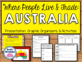 Australia: Where People Live and Trade (SS6G12)