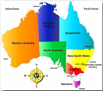 Australia Map Pack