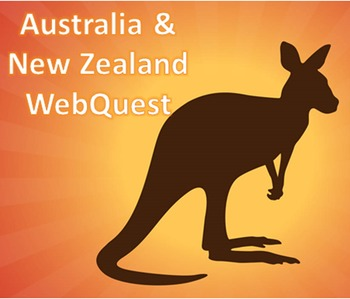 Australia & New Zealand WebQuest