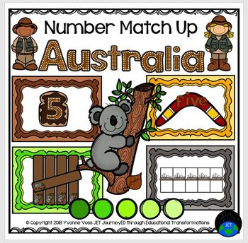 Australia Number Match Up