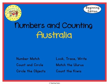 Australia Numbers and Counting
