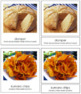 Australia / Oceania Food: 3-Part Cards