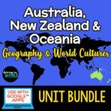 Australia, Oceania & New Zealand Unit Bundle