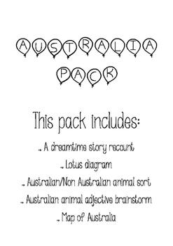 Australia Pack