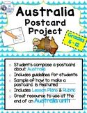 Australia Postcard Project