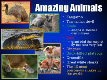 Australia PowerPoint