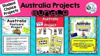 Australia Projects