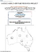 (Australia Geography) Australia: Purnululu National Park Research Guide