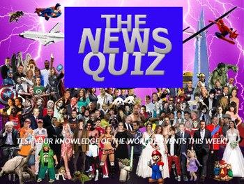 Australia (QLD) Weekly News Quiz for Formtime (05/09/16-12/09/16)