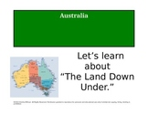 Australia QR Research Center/Bulletin Board