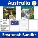Australia Research Bundle
