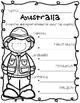 Australia {Research / Creative Writing / Word Work}