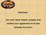 Australia Review Game- Survivor