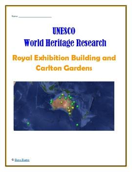 (Australia Geo) Australia:Royal Exhibition Building and Carlton Gardens—Guide