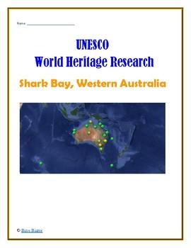 Australia: Shark Bay, Western Australia Research Guide