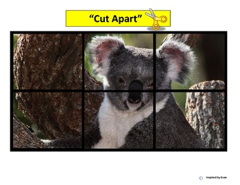 """Australia"" Simple Puzzles for Autism"