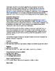 Australia: Social Studies Lecture Notes/Handout
