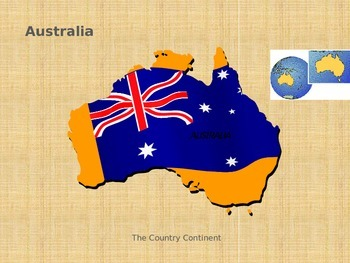 Australia: The Continent Country