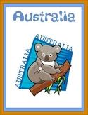Australia Thematic Unit