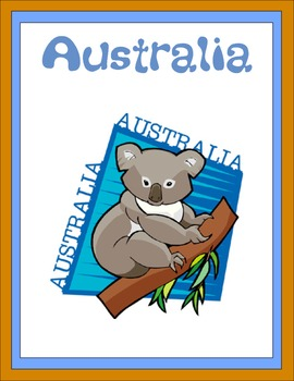 Australia Thematic Unit
