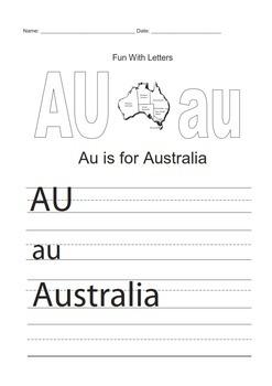Australia Thematic Unit - Grades 1 - 2 - AU NZ UK English Version