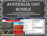 Australia Unit Bundle (Sixth Grade)
